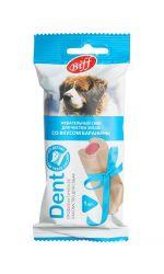 """Жевательный снек Biff """"Dent"""" для собак крупных пород со вкусом баранины, чистка зубов"""