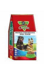 Classic Pet Premium Performance сухой корм премиум класса для собак средних и крупных пород