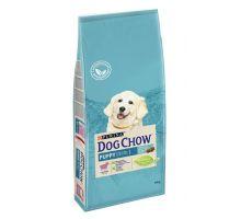 Dog Chow Puppy сухой корм для щенков всех пород, ягненок