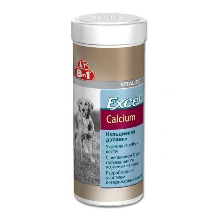 Эксель Кальций, фосфор и витамин D для щенков и собак, Excel Calcium