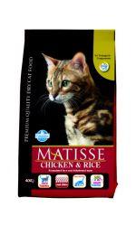 Farmina Matisse корм для взрослых кошек всех пород, курица с рисом