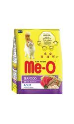 Me-O Adult сухой корм для взрослых кошек всех пород с морепродуктами