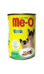Me-O консервы для взрослых кошек всех пород, сардины
