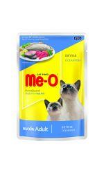 Ме-О влажный корм для стерилизованных и кастрированных кошек всех пород