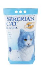 Наполнитель Сибирская Кошка силикагелевый ЭЛИТА (синие гранулы)