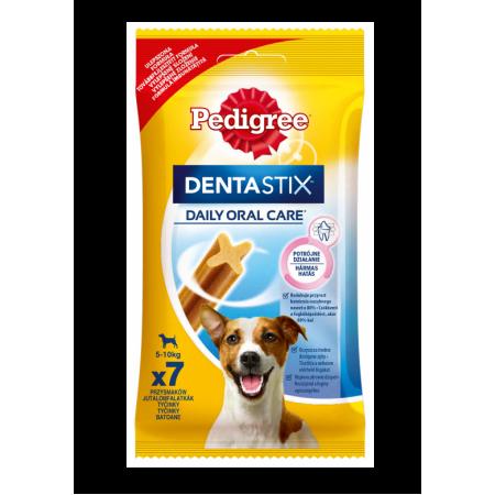 Pedigree Denta Stix лакомство для собак мелких пород для снятия зубного камня
