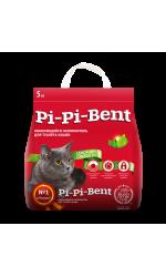 Наполнитель Pi-Pi-Bent Сенсация свежести комкующийся наполнитель