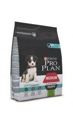 Pro Plan Medium Puppy Optidigest сухой корм для щенков средних пород с чувствительным пищеварением, с ягненком