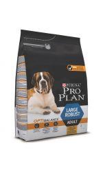 Pro Plan Large Robust сухой корм для взрослых собак крупных пород мощного телосложения, с курицей