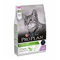 Pro Plan Sterilised сухой корм для стерилизованных кошек, с индейкой