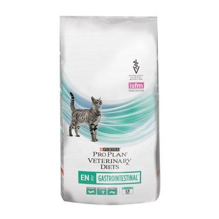 Купить Pro Plan Veterinary Diets EN (Gastrointestinal) для кошек с расстройством пищеварения с доставкой по г. Бишкек