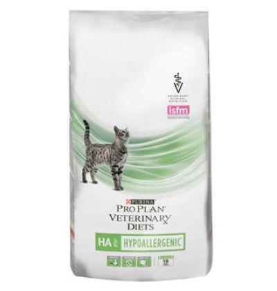 Pro Plan Veterinary Diets HA ST/OX (Hypoallergenic) корм для кошек при аллергических реакциях