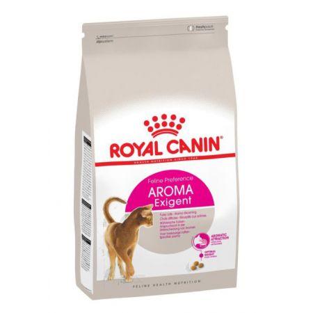 Royal Canin AROMA EXIGENT сухой корм для кошек, привередливых к аромату продукта