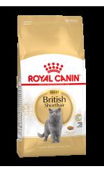 Royal Canin BRITISH SHORTHAIR ADULT корм для кошек британской короткошерстной породы старше 12 месяцев