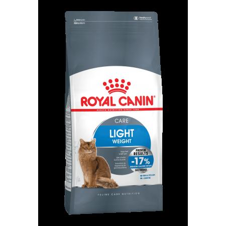 Royal Canin LIGHT WEIGHT CARE сухой корм для взрослых кошек в целях профилактики избыточного веса