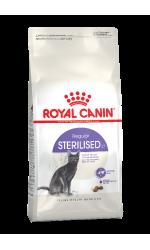 Royal Canin STERILISED 37 сухой корм для стерилизованных кошек и кастрированных котов с 1 до 7 лет