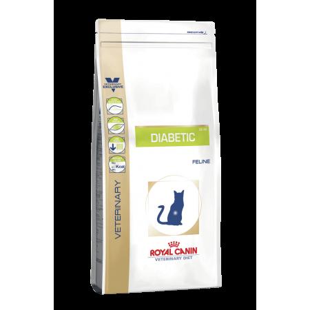 Royal Canin DIABETIC ветеринарная диета для кошек при сахарном диабете