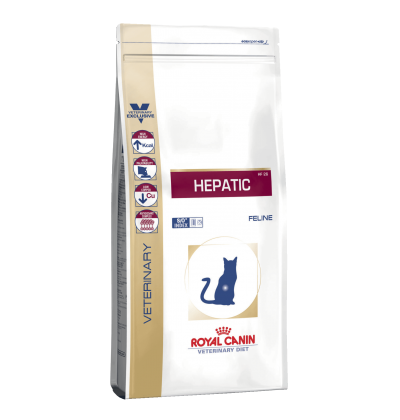 Royal Canin HEPATIC Диета для кошек при болезнях печени