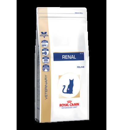 Royal Canin RENAL RF23 Диета для взрослых кошек с хронической почечной недостаточностью