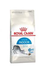 Royal Canin INDOOR 27 сухой корм для взрослых кошек всех пород, живущих в помещении