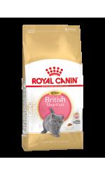Royal Canin BRITISH SHORTHAIR KITTEN корм для британских короткошерстных котят в возрасте до 12 месяцев