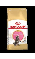 Royal Canin MAINE COON KITTEN сухой корм для котят породы мейн-кун в возрасте до 15 месяцев