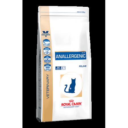 Royal Canin ANALLERGENIC Полнорационный сухой корм для кошек при пищевой аллергии или непереносимости