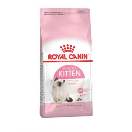 Royal Canin KITTEN сухой корм для котят в возрасте до 12 месяцев всех пород
