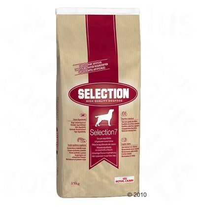Royal Canin SELECTION 7 сухой корм для взрослых собак всех пород