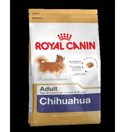 Royal Canin CHIHUAHUA ADULT корм для собак породы чихуахуа в возрасте с 8 месяцев и на протяжении всей жизни