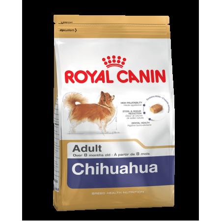 Royal Canin CHIHUAHUA ADULT сухой корм для собак породы чихуахуа в возрасте с 8 месяцев и на протяжении всей жизни