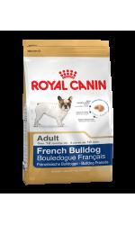 Royal Canin FRENCH BULLDOG ADULT корм для собак породы французский бульдог в возрасте от 12 месяцев