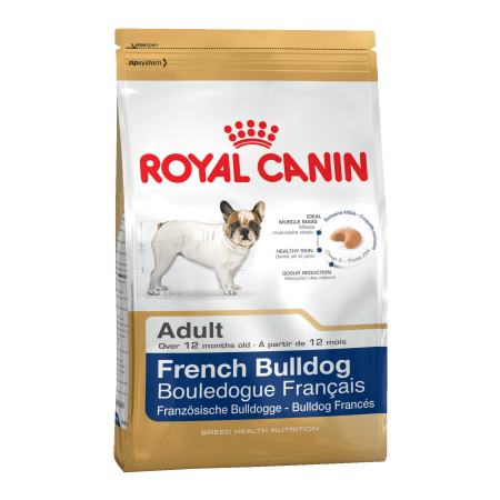 Royal Canin FRENCH BULLDOG ADULT сухой корм для французского бульдога в возрасте от 12 месяцев