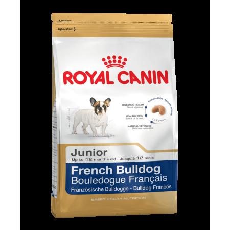 Royal Canin FRENCH BULLDOG JUNIOR сухой корм для щенков породы французский бульдог в возрасте до 12 месяцев