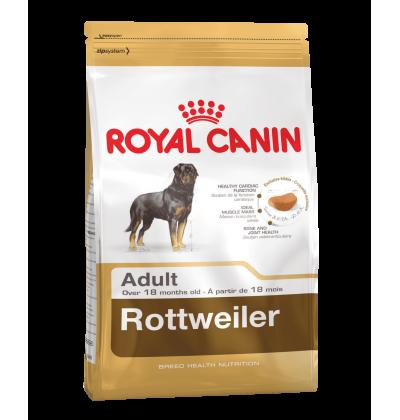Royal Canin ROTTWEILER ADULT сухой корм для Ротвейлеров старше 18 месяцев