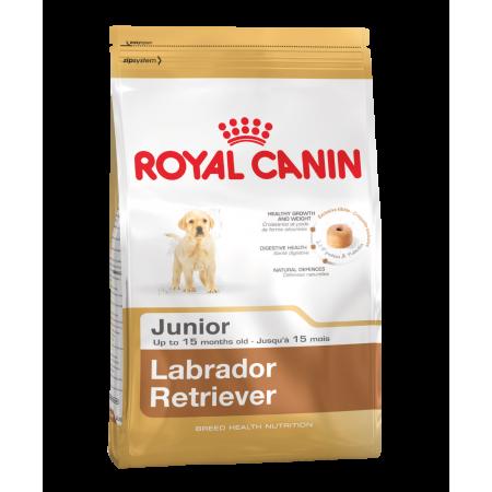 Royal Canin LABRADOR RETRIEVER JUNIOR сухой корм для щенков Лабрадора Ретривера до 15 месяцев