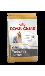 Royal Canin YORKSHIRE TERRIER ADULT корм для собак породы Йоркширский терьер от 10 месяцев