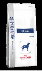Royal Canin Renal сухой корм для собак для поддержания функции почек при острой или хронической почечной недостаточности.