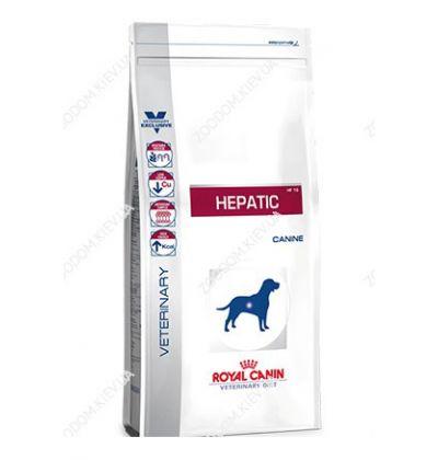 Royal Canin HEPATIC вет. диета для собак при заболеваниях печени, пироплазмозе