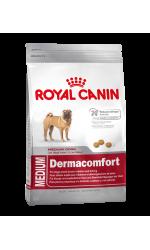 Royal Canin MEDIUM DERMACOMFORT сухой корм для взрослых и стареющих собак средних размеров, склонных к кожным раздражениям и зуду