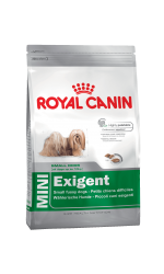 Royal Canin MINI EXIGENT сухой корм для собак мелких размеров, привередливых в питании