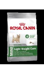 Royal Canin MINI LIGHT WEIGHT CARE сухой корм для собак мелких размеров, склонных к избыточному весу