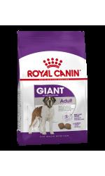 Royal Canin GIANT ADULT корм для взрослых собак очень крупных размеров в возрасте старше 18/24 месяцев