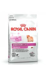Royal Canin INDOOR LIFE JUNIOR корм для щенков собак мелких размеров в возрасте до 10 мес., живущих в помещении.