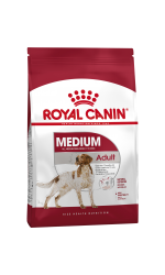 Royal Canin MEDIUM ADULT корм для собак средних размеров с 12 месяцев до 7 лет