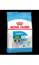 Royal Canin MINI PUPPY (JUNIOR) для щенков мелких размеров в возрасте c 2 до 10 месяцев
