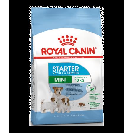 Роял Канин Мини Стартер (MINI STARTER) сухой корм для собак миниатюрных и мелких размеров