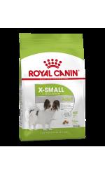 Royal Canin X-SMALL ADULT сухой корм для взрослых собак миниатюрных размеров от 10 месяцев до 8 лет
