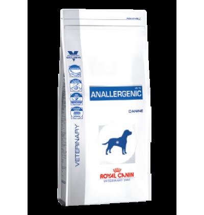Royal Canin ANALLERGENIC диета для собак при пищевой аллергии или непереносимости