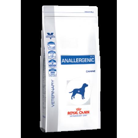 Royal Canin ANALLERGENIC ветеринарная диета для собак при пищевой аллергии или непереносимости